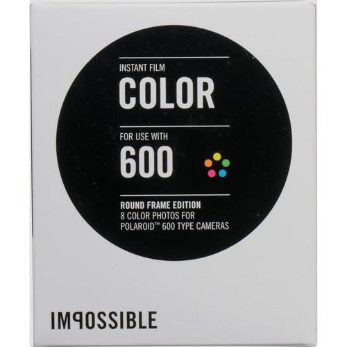 Impossible Color Instant Film for Polaroid 600 Cameras 4157