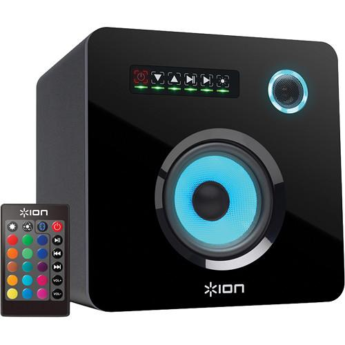 ION Audio  Flash Cube Wireless Speaker FLASH CUBE