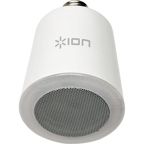 ION Audio Sound Shine Wireless Light Bulb Speaker ISP38