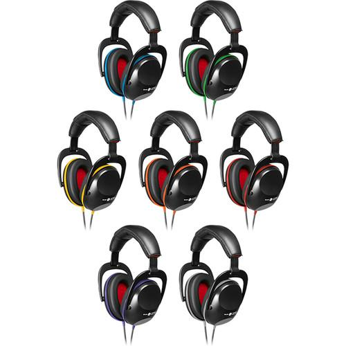 JamHub Direct Sound EX-25 Headphones (7 Pack) 125671