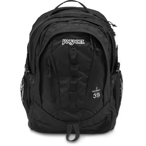 JanSport  Odyssey Backpack (Black) T14G008