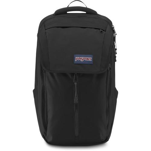 JanSport  Source 26L Backpack (Black) JS00T55A008