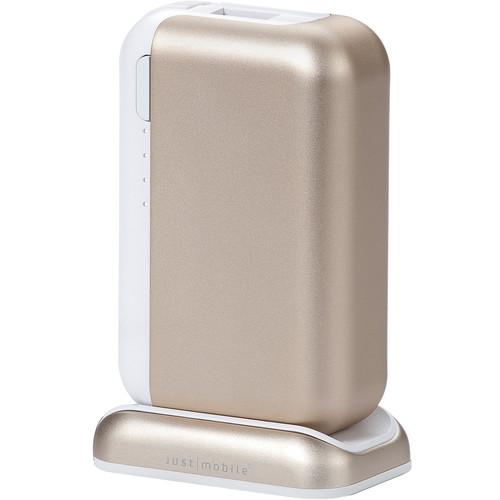 Just Mobile TopGum Backup Battery (Gold) PP-600GD