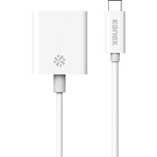 Kanex USB-C to VGA Adapter (4