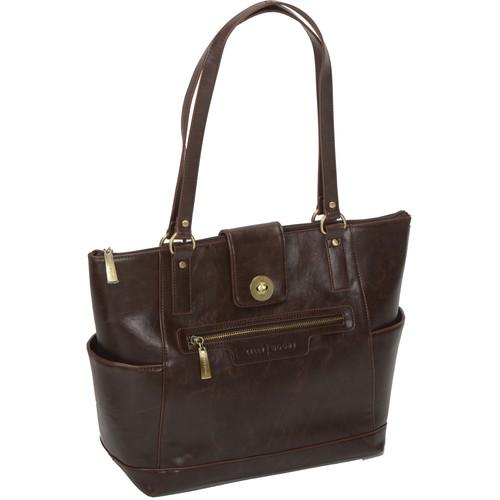 Kelly Moore Bag Esther Shoulder Bag (Brown) KMB-EST-BRN