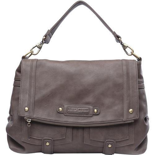Kelly Moore Bag Songbird Shoulder Bag KMB-SONG-GRY