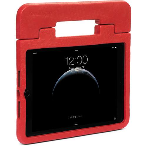Kensington SafeGrip Rugged Case for iPad Air 2 (Red) K97363WW