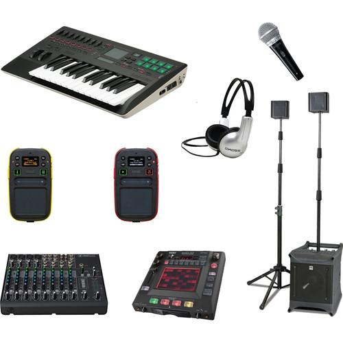 Korg  Beat Club Bundle with Training BEATCLUBTR