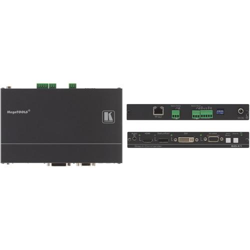 Kramer SID-X1N 4-Input Multi-Format Video over DGKat SID-X1N