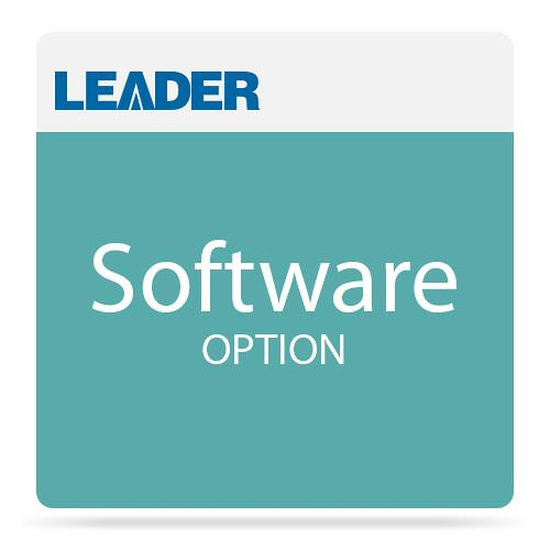 Leader Auto EDID Test Option for Quantum AUTO EDID TEST OPTION