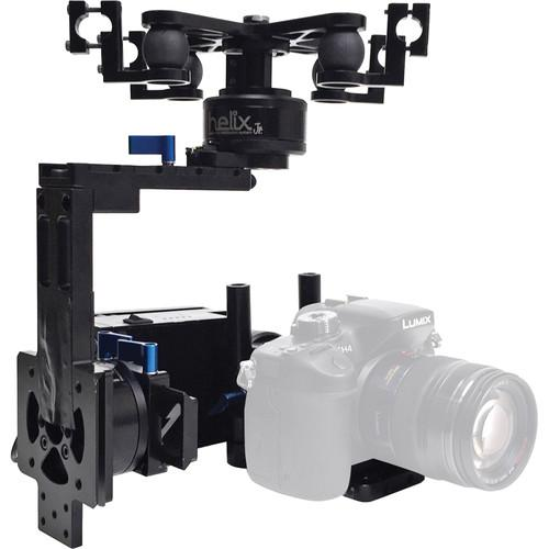 Letus35 Helix Jr. Gimbal Stabilizer Aerial-Mode LT-HXJR-FLY-BTRC