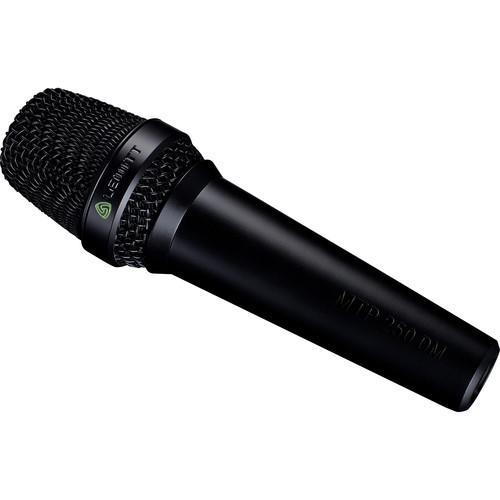 Lewitt MTP 250 DM Handheld Vocal Microphone MTP-250-DM