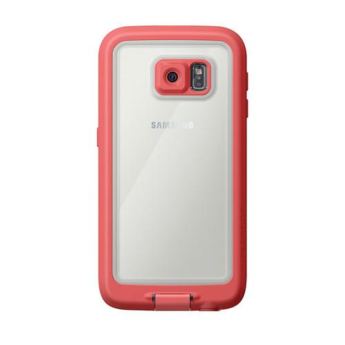 LifeProof frē Case for Galaxy S6 (Coral) 77-51635