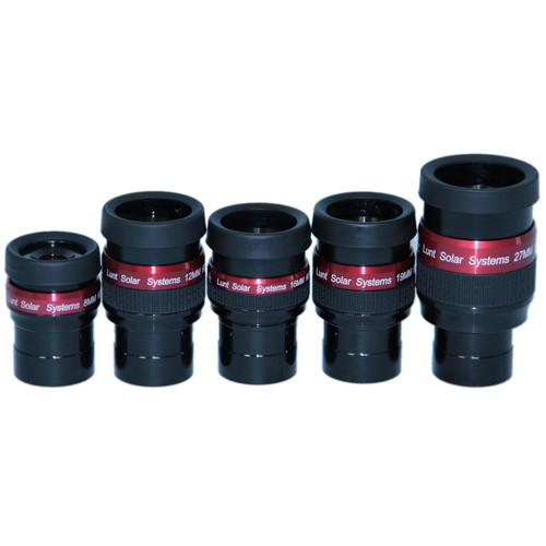 Lunt Solar Systems Five-Piece Flat-Field Eyepiece Set LSEPSET