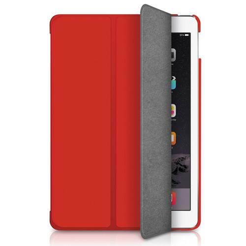 Macally Ultra Slim Folio Case & Stand for iPad BSTANDPA2-R