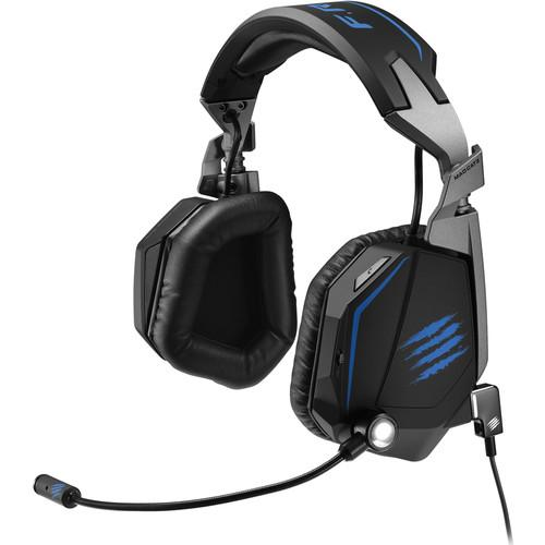 Mad Catz F.R.E.Q. TE Stereo Gaming Headset MCB434120002/02/1