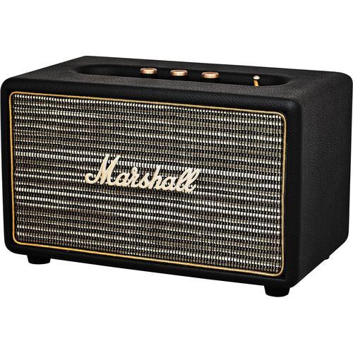 Marshall Audio Acton Bluetooth Speaker (Black) 4090986