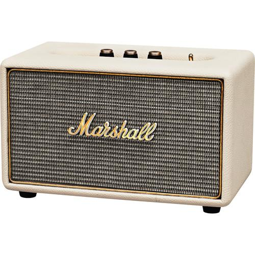 Marshall Audio Acton Bluetooth Speaker (Cream) 4090987