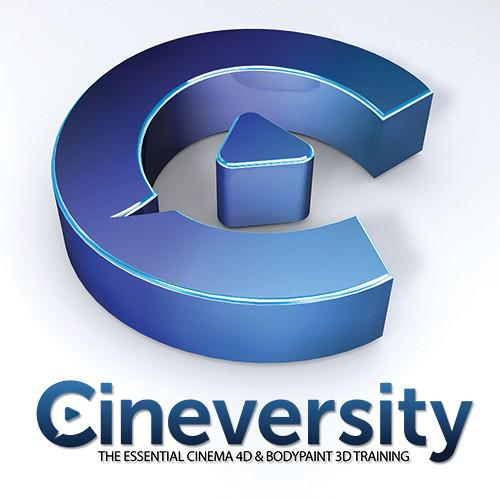 Maxon Cineversity Online Training & Education CV-INIT