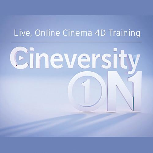 Maxon Live Online Hands-On Training for Cinema 4D OTRAIN