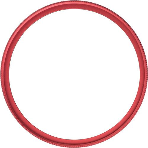 MeFOTO  62mm Lens Karma UV Filter (Red) MUV62R