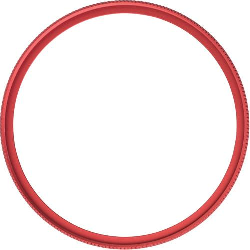 MeFOTO  67mm Lens Karma UV Filter (Red) MUV67R
