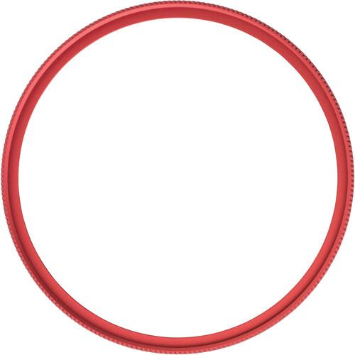 MeFOTO  72mm Lens Karma UV Filter (Red) MUV72R