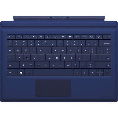 Microsoft Surface Pro 3 Type Cover (Blue) RD2-00079