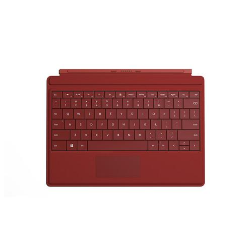 Microsoft Type Cover for Surface 3 (Red) A7Z-00005