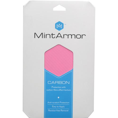 MintArmor Carbon Camera Covering Material (Pink) CARBON PINK