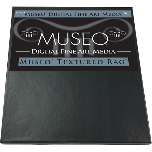 Museo Textured Rag Digital Fine Art Watercolor Paper 09747
