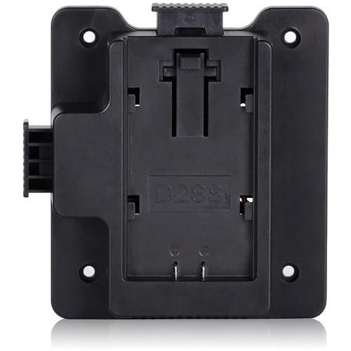 MustHD D28S Battery Plate for On-Camera Field Monitor BTPLD28S