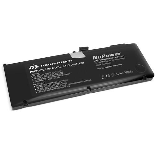 NewerTech NuPower Replacement Battery for MacBook NWTBAP15MBU78W