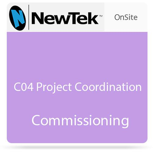NewTek C04 Project Coordination Commissioning FG-000893-R001