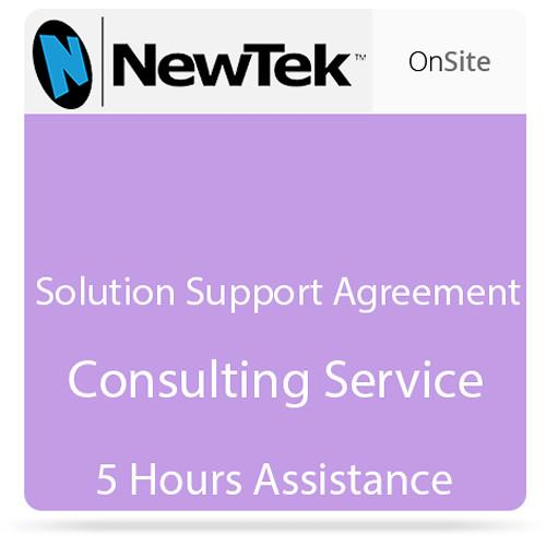 NewTek Solution Support Agreement Consulting FG-000900-R001