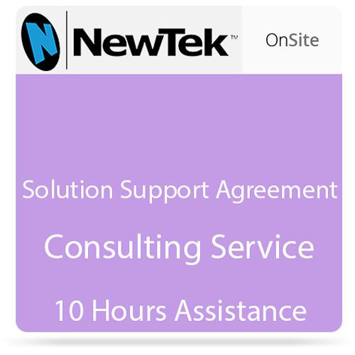NewTek Solution Support Agreement Consulting FG-000901-R001