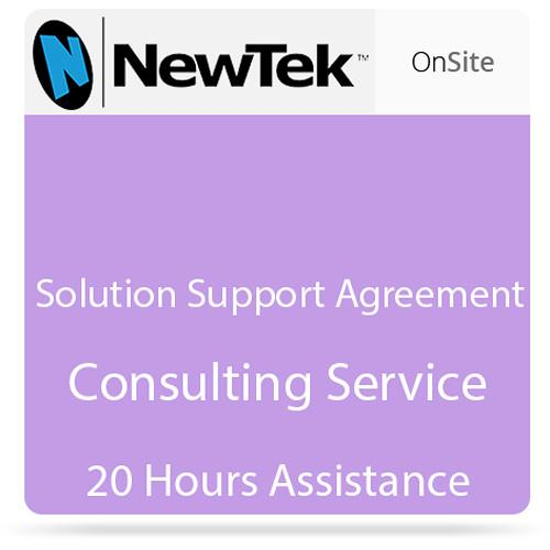 NewTek Solution Support Agreement Consulting FG-000902-R001