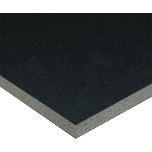 Nielsen & Bainbridge All Black Foam Core Board - 48 x ABF4896.5C