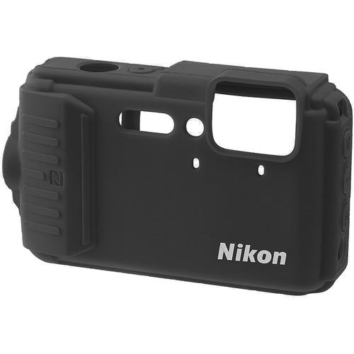 Nikon CF-CP002 Silicone Jacket for COOLPIX AW130 (Black) 25904