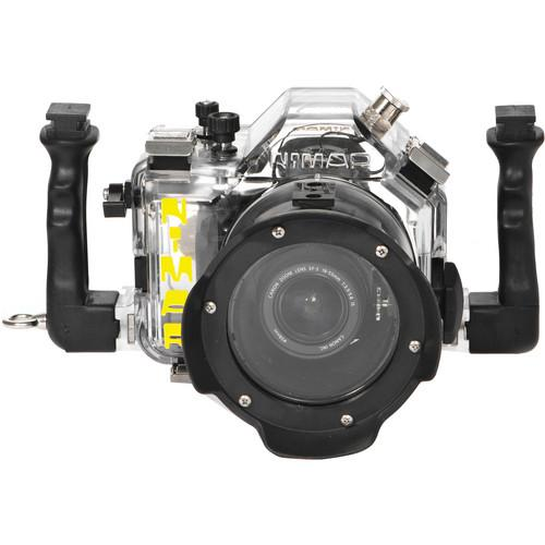 Nimar Underwater Housing for Canon EOS 600D/Rebel T3i NI3DC600ZM
