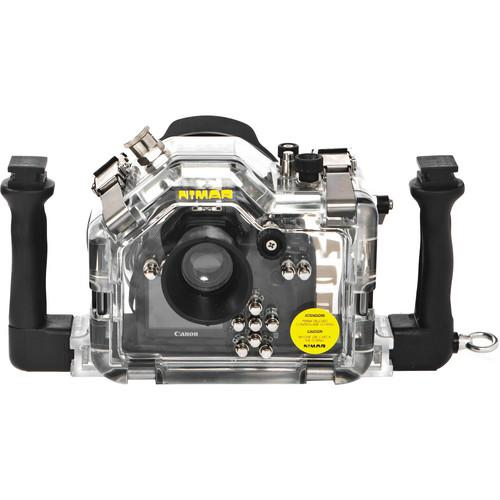 Nimar Underwater Housing for Canon EOS Rebel T3/1100D NI3DC1100