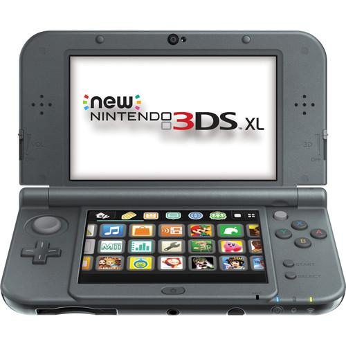 Nintendo  3DS XL Handheld Gaming System REDSVAAA