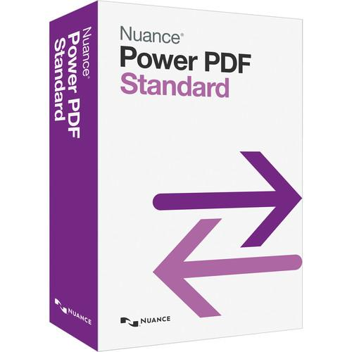 Nuance  Power PDF Standard AS09A-G00-1.1