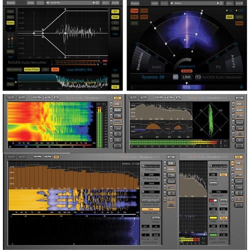NuGen Audio Mix Tools - Essential Software Mixing Tools 11-33161