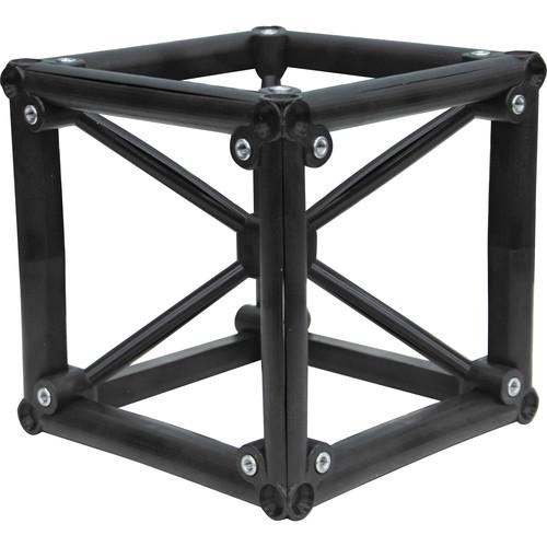 Odyssey Innovative Designs Nexus DJ Truss Square NEX20CUBEBLK