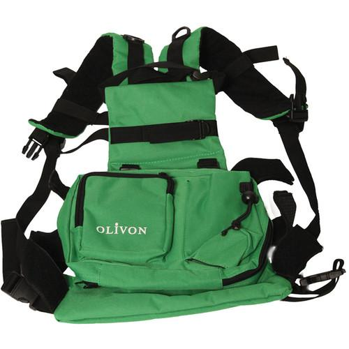 Olivon  PodTrek Backpack (Green) OLPODTREK-US