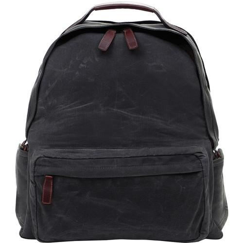 ONA  Bolton Street Backpack (Black) ONA5-022BL