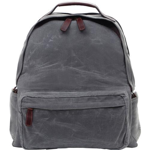 ONA  Bolton Street Backpack (Smoke) ONA5-022GR