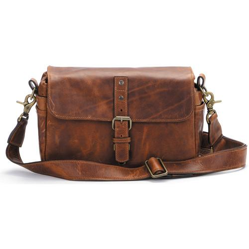 ONA Bowery Camera Bag (Leather, Antique Cognac) ONA5-014LBR