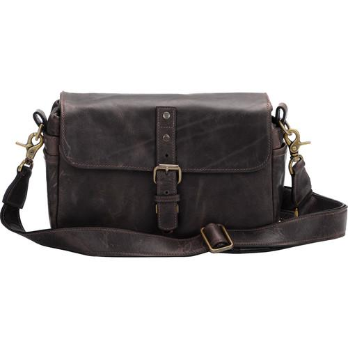 ONA Bowery Camera Bag (Leather, Dark Truffle) ONA5-014LDB